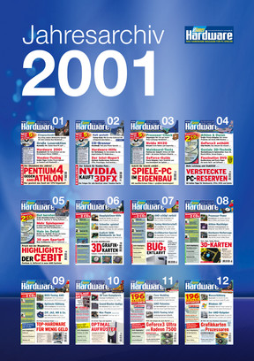Jahresarchiv PCGH 2001