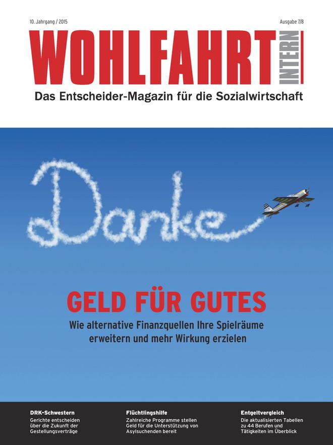 Wohlfahrt Intern  7.8/2015