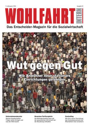 Wohlfahrt Intern 10/2014
