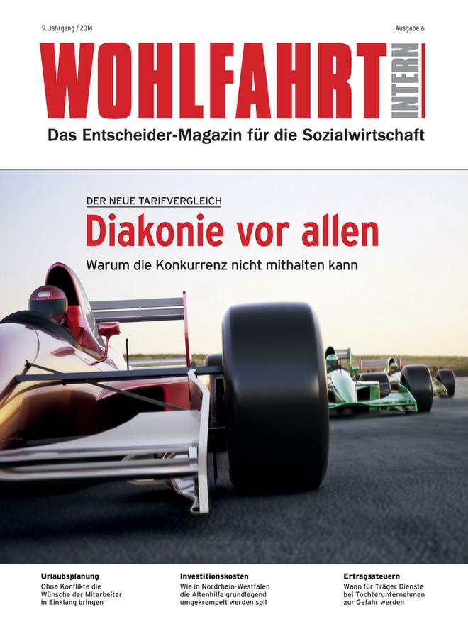 Wohlfahrt Intern 6/2014