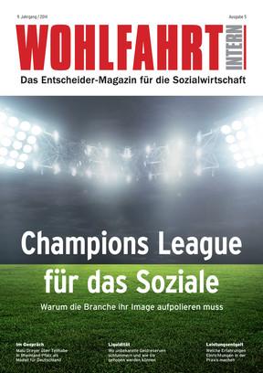 Wohlfahrt Intern 5/2014