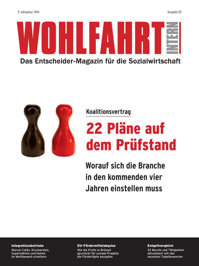 Wohlfahrt Intern  1.2/2014