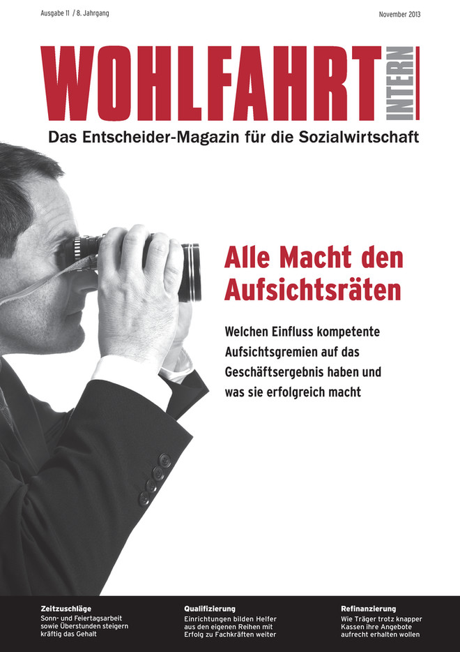 Wohlfahrt Intern 11/2013