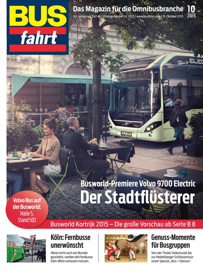 Bus-Fahrt 10/2015