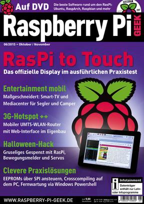 06/2015 Raspberry Pi Geek