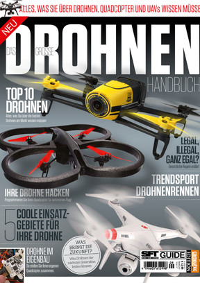 Das große Drohnen-Handbuch