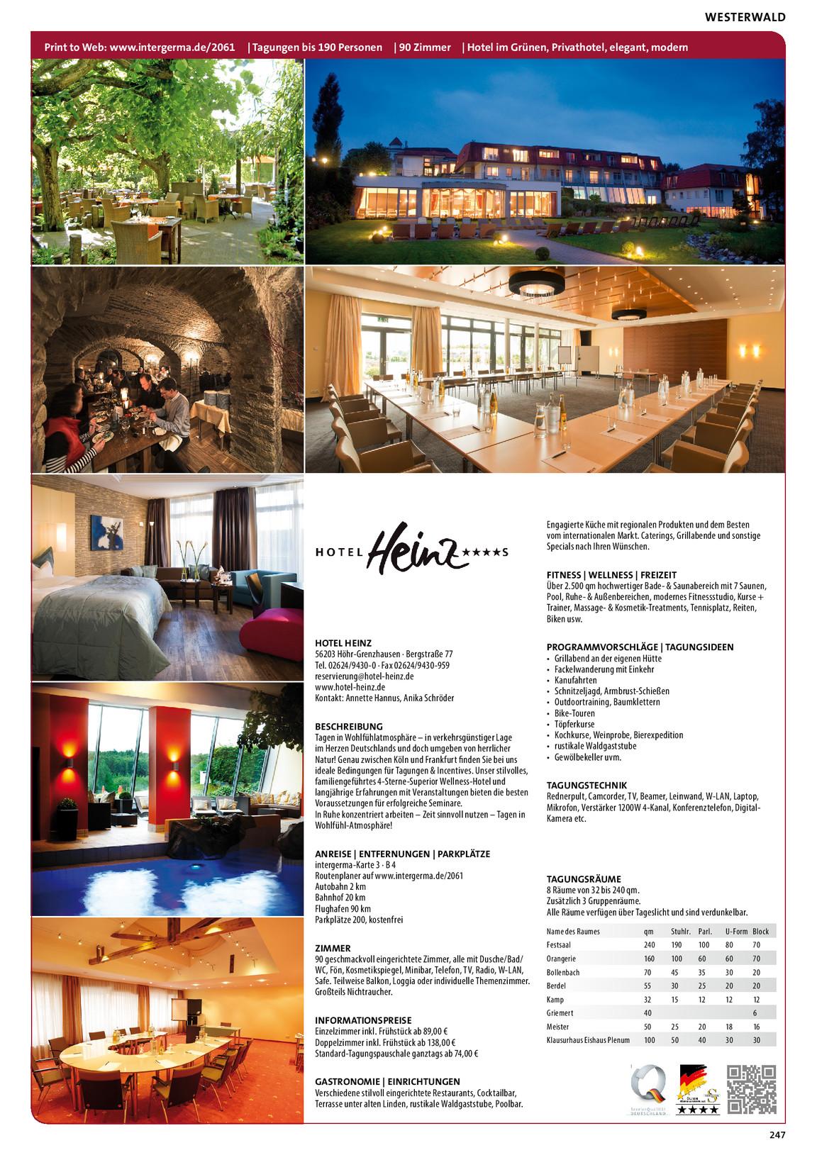 Intergerma Hotels Tagungsstatten Cim Magazine