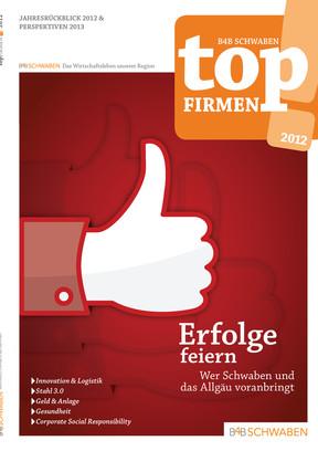 TOP FIRMEN in Schwaben 2012/2013
