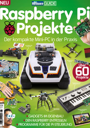 Raspberry Pi - Projekte (Nr. 2)
