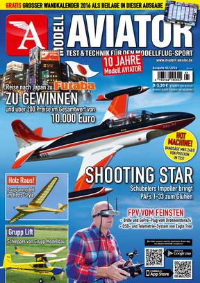 Modell AVIATOR Ausgabe 01/2016