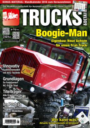TRUCKS & Details Ausgabe 01/2016