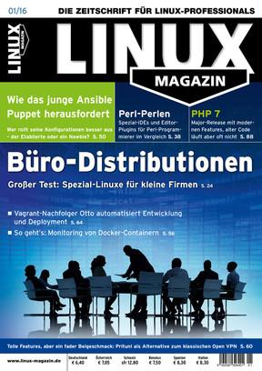 01/2016 Linux Magazin