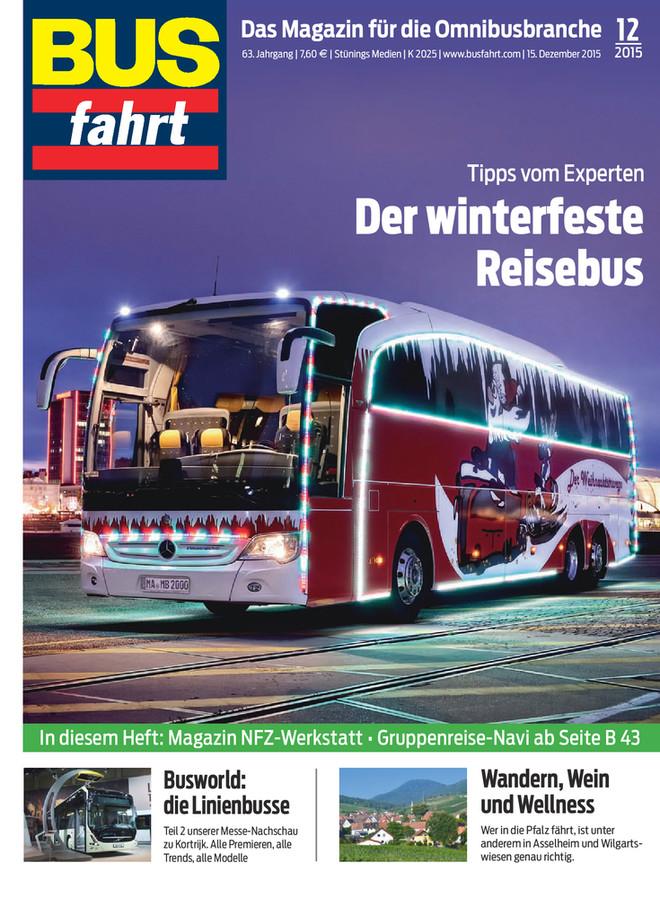 Bus-Fahrt 12/2015