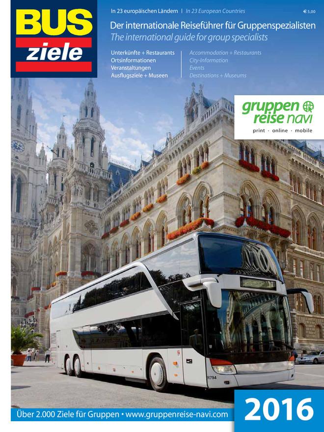 Bus-Ziele 2016