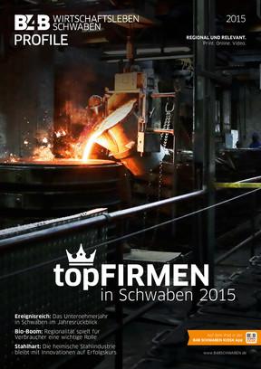 topFIRMEN in Schwaben 2015