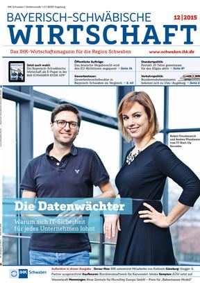 Bayerisch-Schwäbische Wirtschaft 12/2015