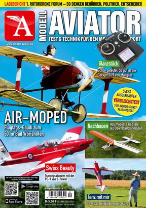 Modell AVIATOR Ausgabe 02/2016