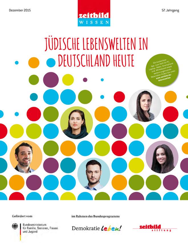 Jüdische Lebenswelten in Deutschland heute