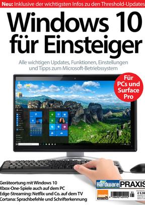 Windows 10 für Einsteiger (Nr. 2)