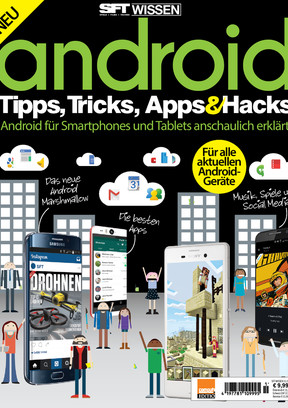 Android Tipps, Tricks und Hacks (Nr. 2)
