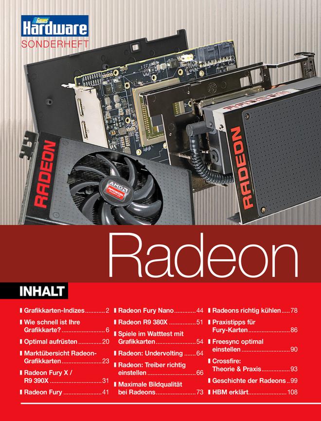 PCGH Radeon-Sonderheft