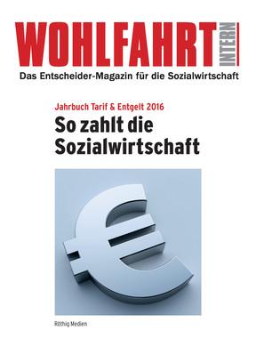 Wohlfahrt Intern Sonderveröffentlichung  2016