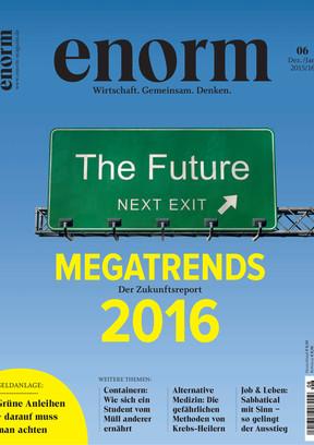 MEGATRENDS 2016