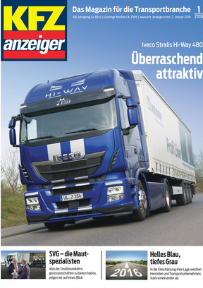 KFZ-Anzeiger 1/2016