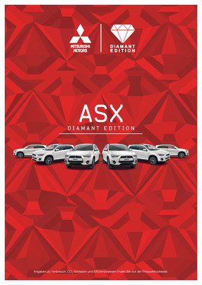 ASX Diamant Edition Sondermodellprospekt 08/2015