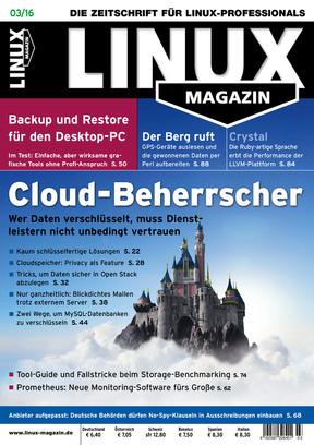 03/2016 Linux Magazin