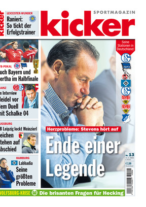 kicker 13/2016