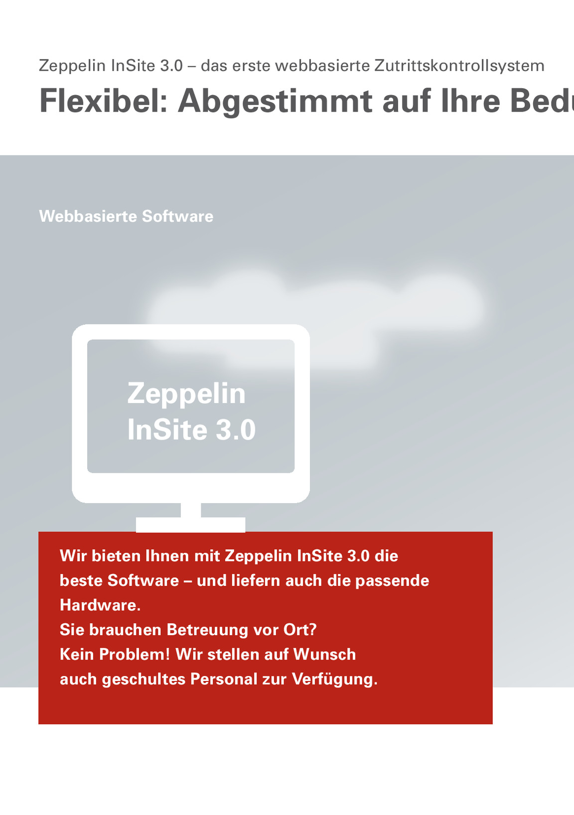 Zeppelin InSite 3 0   Zeppelin Rental