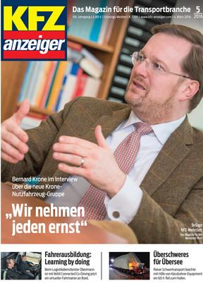 KFZ-Anzeiger 05/2016