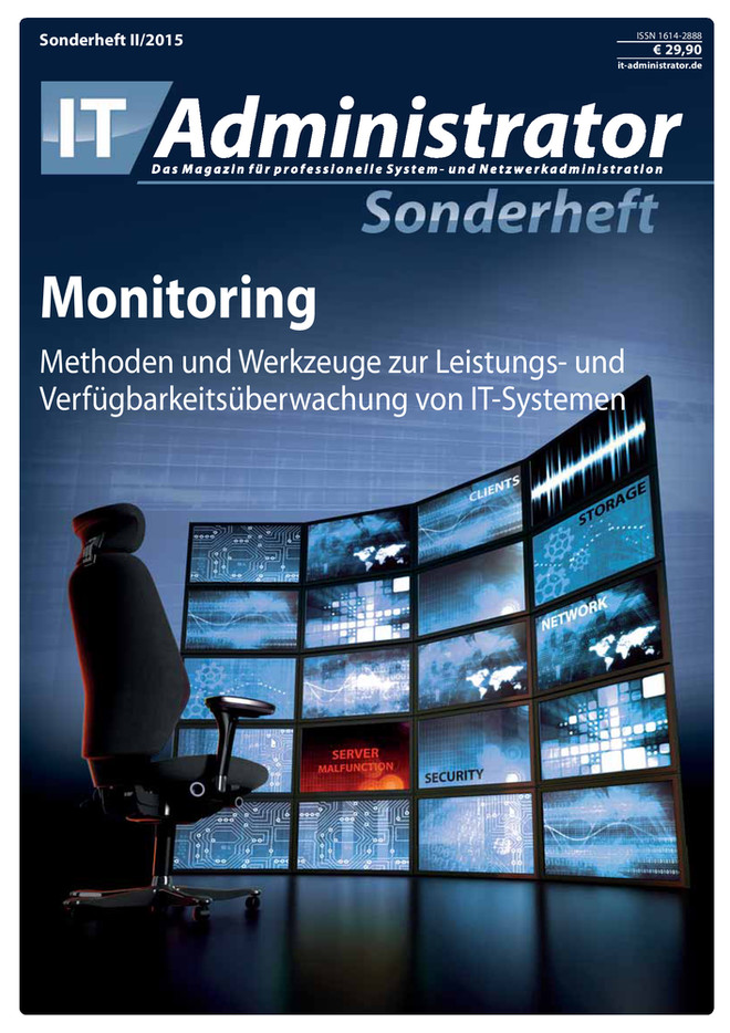 Sonderheft II/2015 - Monitoring