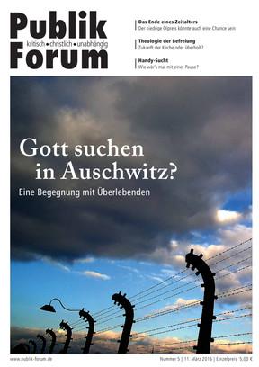 Publik-Forum, 05/2016