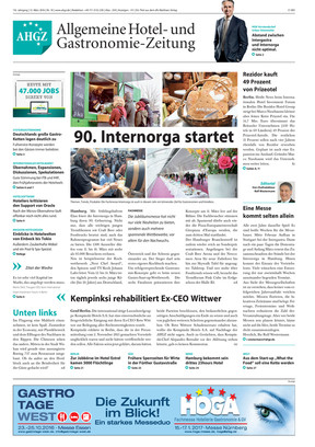 Ausgabe 10 / 2016