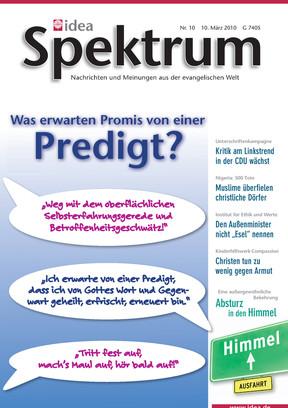 ideaSpektrum 10.2010