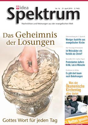 ideaSpektrum 16.2010