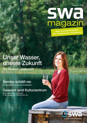 swa Magazin Frühling 2016