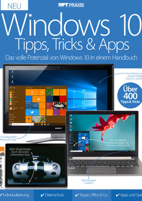 Windows 10 Tipps, Tricks & Apps (Nr. 1)