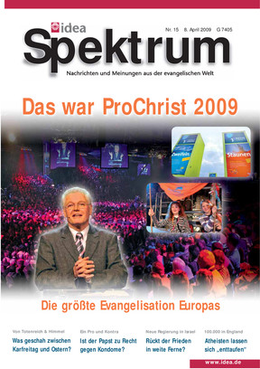 ideaSpektrum 15.2009