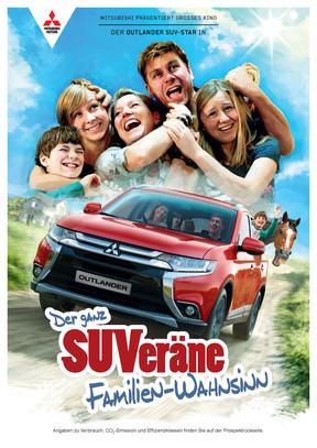 Outlander SUV Star Sondermodellprospekt 03/2016