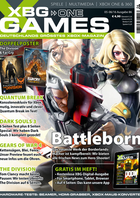 XBG Games 05-06/2016