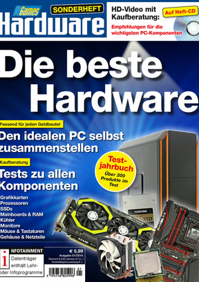 Die beste Hardware