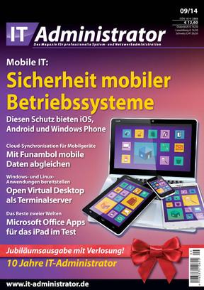 Ausgabe 09/2014