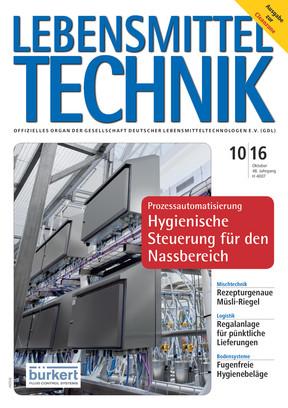 Ausgabe 10/2016