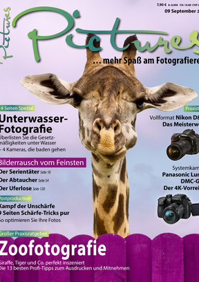 Pictures Magazin 09/2014