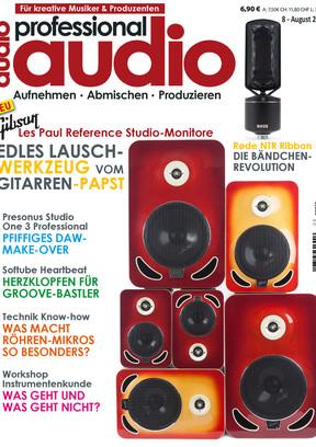 Professional audio 08/2015