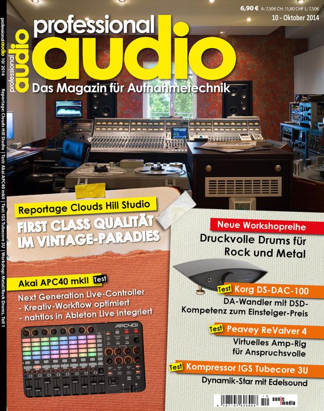 Professional audio 10/2014
