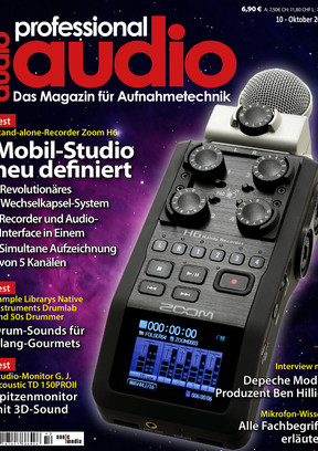 Professional audio 10/2013